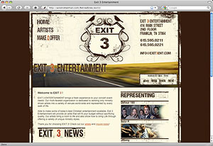 Exit 3 Entertainment