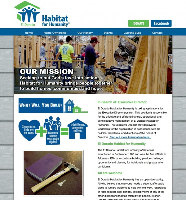 Habitat for Humanity title=