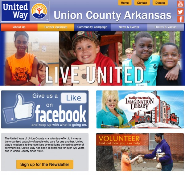 United Way Union County title=